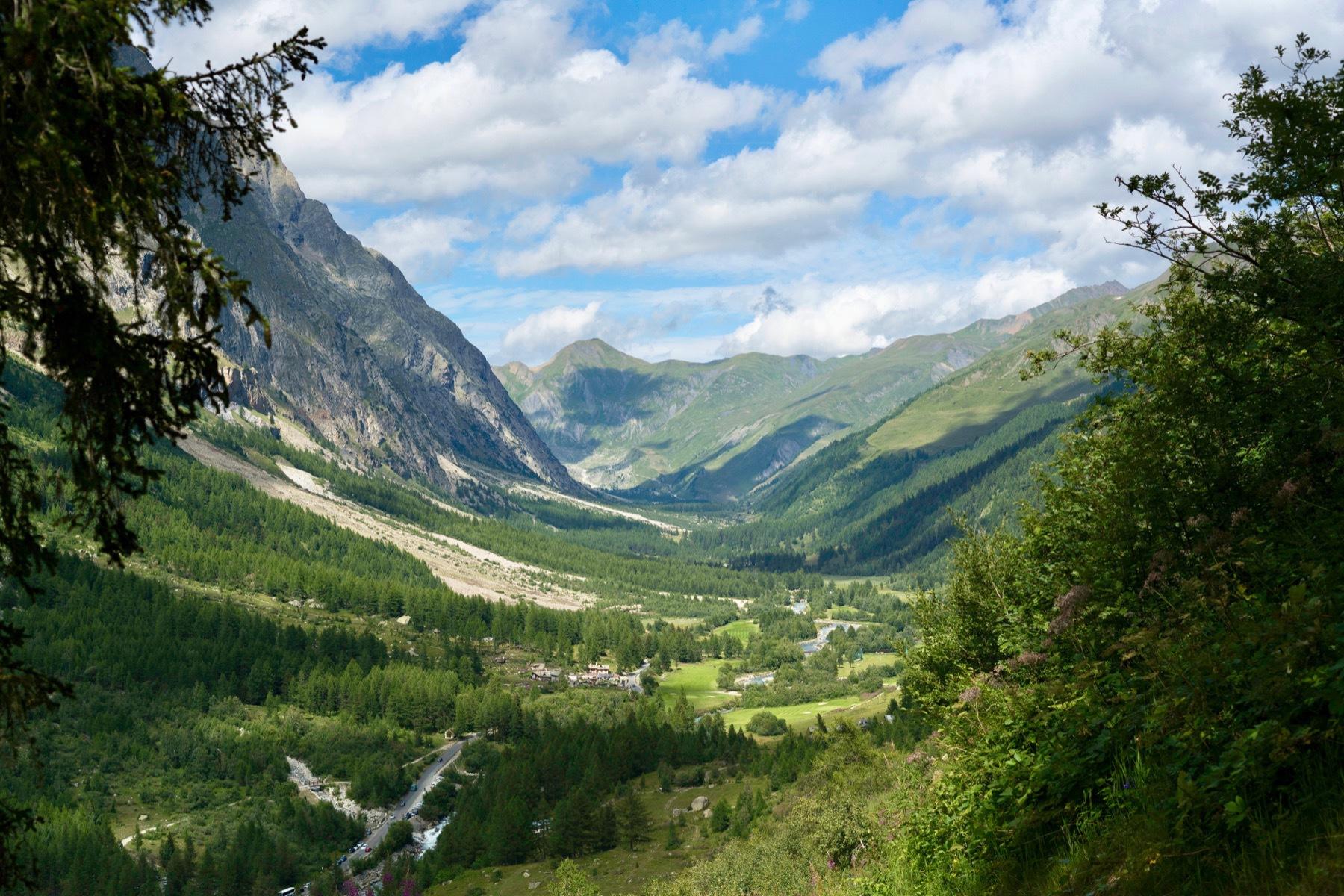 5 giorni di trekking in valle d 39 aosta tour alla scoperta for Arredo bagno valle d aosta