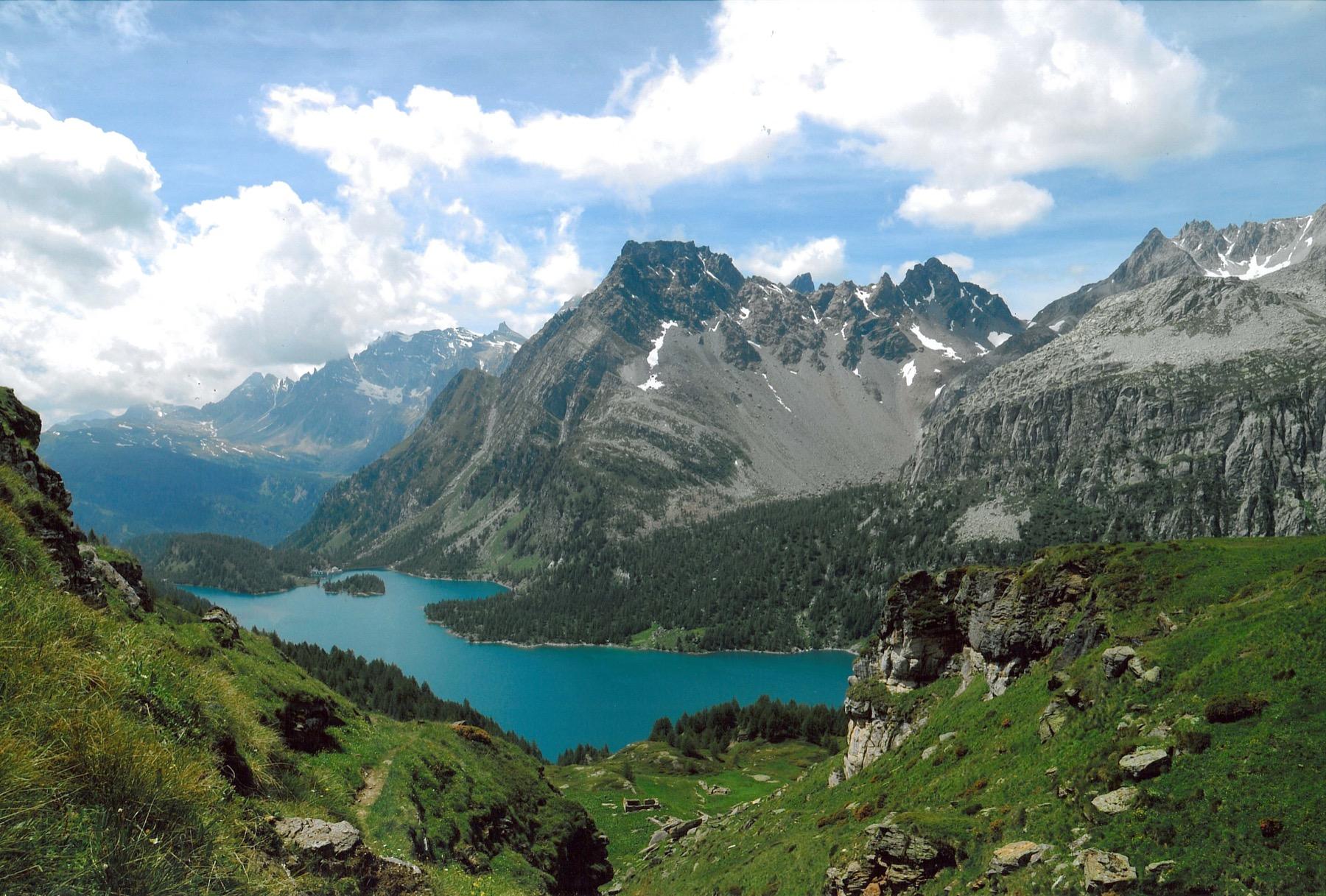 Foto Alpe Devero_Lago