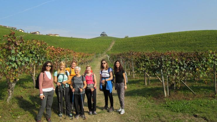 2 days walking Langhe