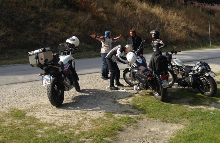 Motorcycle Tour Giroola skill guide