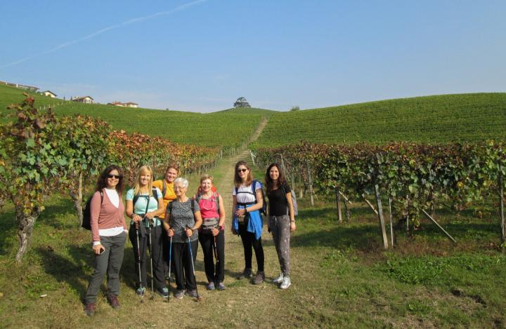 The langhe trail: