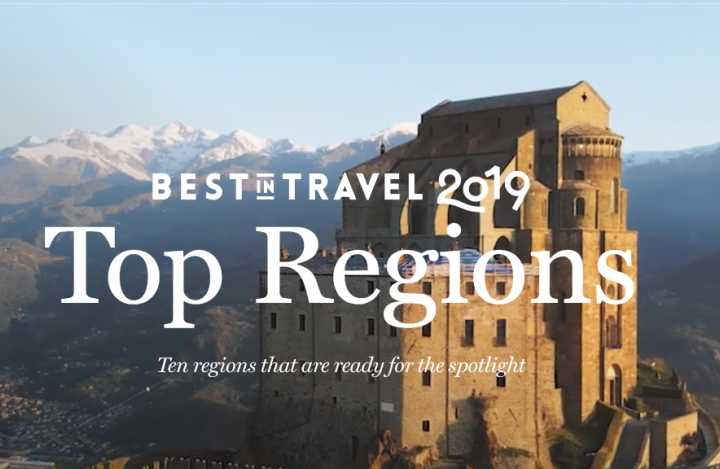 Lonely planet's best region for 2019: Piedmont